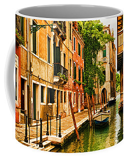 Venice Alley Coffee Mug