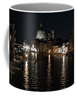 Venice At Night Coffee Mug