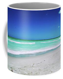Coffee Mug featuring the photograph Venice Beach by Gary Wonning