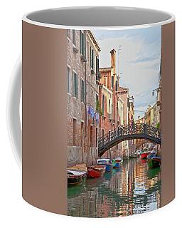 Venice Bridge Crossing 5 Coffee Mug