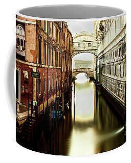 Venice Bridge Of Sighs Coffee Mug