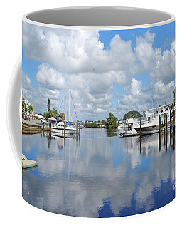 Coffee Mug featuring the photograph Venice Florida by Gary Wonning