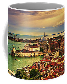 From The Bell Tower In Venice, Italy Coffee Mug