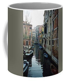 Coffee Mug featuring the photograph Venice by Marna Edwards Flavell