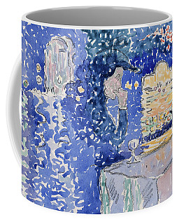 Venice  Night Of The Festival Of The Redeemer, 1903 Coffee Mug