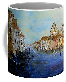 Venice Oil Sketch  Coffee Mug