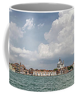 Venice Panorama From La Giudecca Coffee Mug