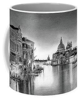 Venice Pencil Drawing Coffee Mug