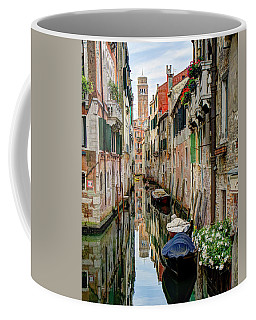 Venice Reflections Coffee Mug