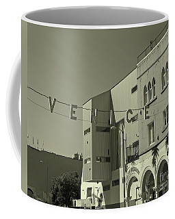 Venice Sign Coffee Mug