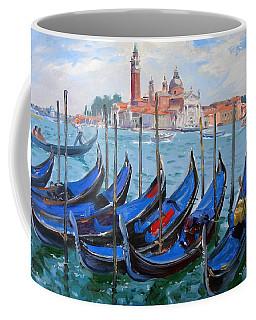 Venice View Of San Giorgio Maggiore Coffee Mug