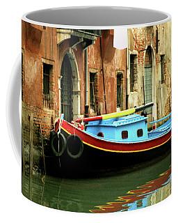 Venice Workboat 2 Coffee Mug