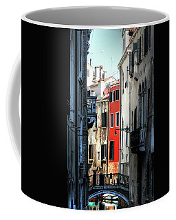 Coffee Mug featuring the photograph Venice Xx by Tom Prendergast