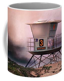 Ventura California Lifeguard Station Coffee Mug