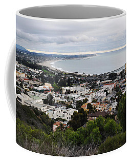 Ventura Coast Skyline Coffee Mug