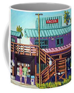 Ventura Pier - Tacos Coffee Mug