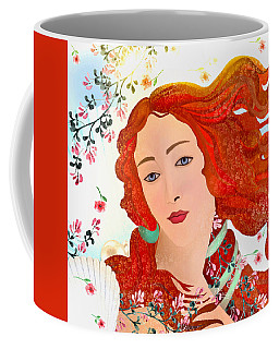 Venus's Face Coffee Mug
