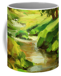Verdant Banks Coffee Mug