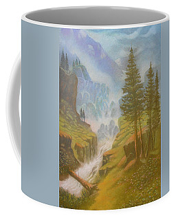 Verdi Colline Coffee Mug
