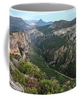 Verdon Gorge - France Coffee Mug