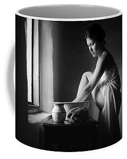 Vermeer Footwasher Coffee Mug