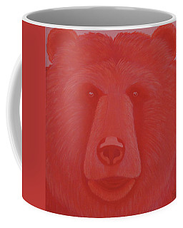 Vermillion Bear Coffee Mug