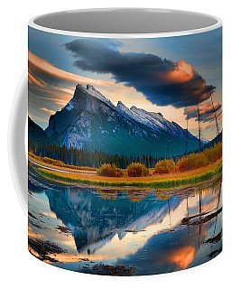 Vermillion Beauty Coffee Mug by Tara Turner