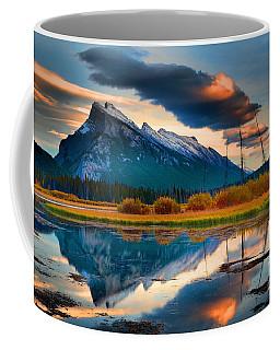 Vermillion Beauty Coffee Mug