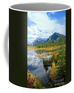 Vermillion Kaleidoscope  Coffee Mug