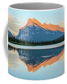 Vermillion Lakes Coffee Mug