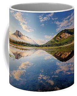 Vermilion Reflections Coffee Mug