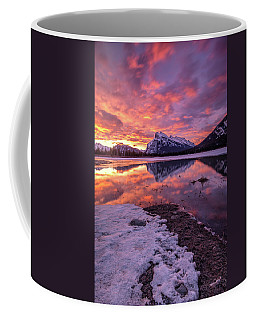 Vermillion Splendour Coffee Mug