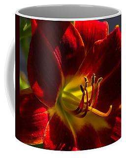 Vermilion Coffee Mug by Alana Thrower