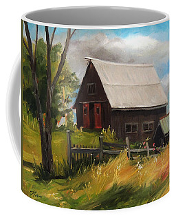 Vermont Barn Coffee Mug