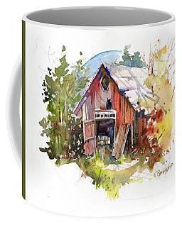 Vermont Barn Coffee Mug