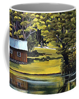 Vermont Greens Coffee Mug