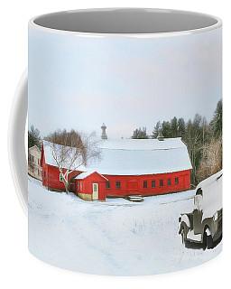 Vermont Memories Coffee Mug by Sharon Batdorf