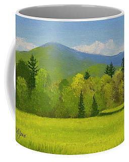 Vermont Spring Coffee Mug by Frank Wilson
