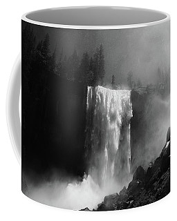 Vernal Fall And Mist Trail Coffee Mug