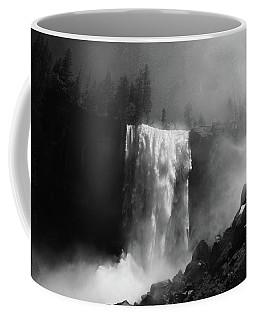 Vernal Fall And Mist Trail Coffee Mug