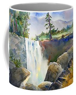 Vernal Falls Coffee Mug