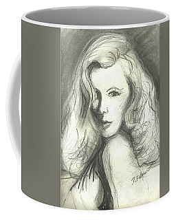 Veronica Lake Coffee Mug