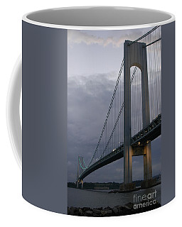 Verrazano Bridge Coffee Mug