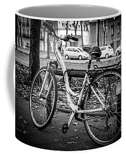 Versailles Bicycle Coffee Mug
