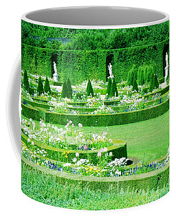Versailles Pathways Coffee Mug