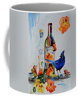 Still Life With Steller's Jay Coffee Mug