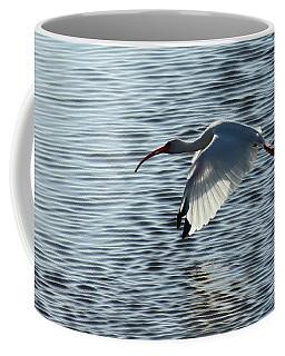 Ibis Fly By Coffee Mug