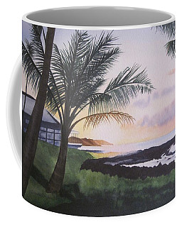 Kauai Sunrise Coffee Mug