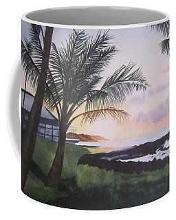 Coffee Mug featuring the painting Version 2 by Teresa Beyer