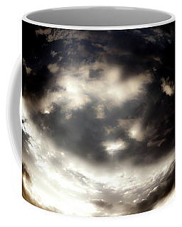 Coffee Mug featuring the photograph Versus by Eric Christopher Jackson